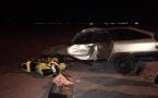В страшной аварии в Караганде тяжело пострадали четыре человека (фото)